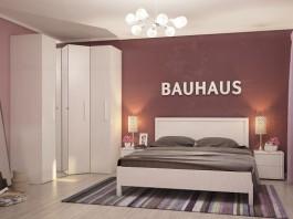 Композиция спальни BAUHAUS №4