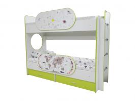 Умка Кровать двухъярусная