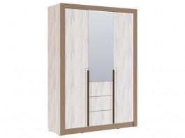 FAMILY №20 шкаф 3-дверный комбинированный