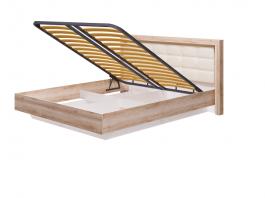 Люмен №12 Кровать двуспальная 1600 мм. с подъемным механизмом