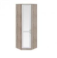 Прованс Шкаф угловой с зеркальной дверью