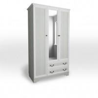 Классика Шкаф 3-створчатый с зеркалом