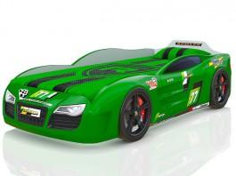 Renner 2 зеленая Кровать-машина