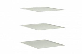 Орион СТЛ.225.22 Комплект полок (3 шт.) со стеклом