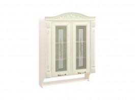 Оливия 71.15 Шкаф-витрина 800