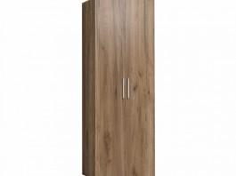Монако 54 Шкаф для одежды Дуб табачный Craft