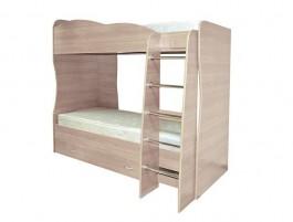 Юниор-2 Кровать двухъярусная