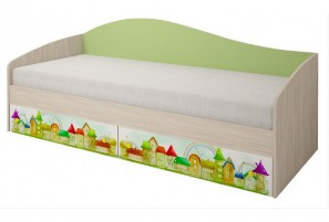 Браво №6 Кровать одинарная