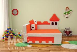 Диван для детской Замок