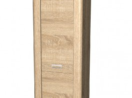 Магнолия ГМ-2 Шкаф для одежды