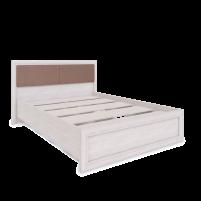 Саванна М05 Кровать с настилом 1600 мм.