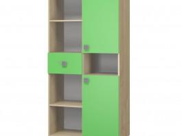 Лайф ИД 01.48 Шкаф для книг