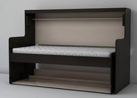 Молодежная Стол-кровать трансформер