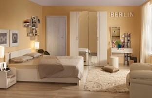 Композиция спальни  Berlin №4