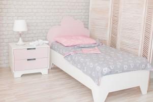 Кровать детская Облако ЛДСП