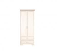 Венеция №17 Шкаф для одежды 2-х дв. с ящиком
