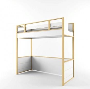 Робин Wood  Кровать 2х-ярусная