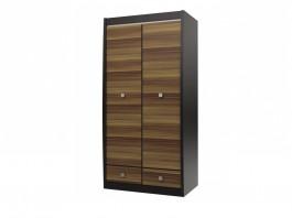 Ксено Шкаф 2-х дверный с 2-мя ящиками