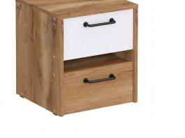 Сеул Тумба прикроватная 2 ящика