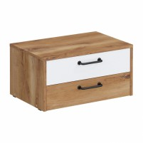Сеул Тумба прикроватная 2 ящика-600