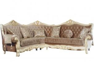 Эсмеральда Угловой диван без механизма