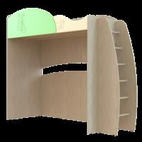 Капитошка ДК-12К Кровать чердак