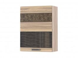 Бруклин 101.80 Шкаф-витрина (со складной системой Blum) 600