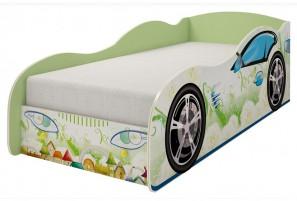 Браво №8 Кровать машина