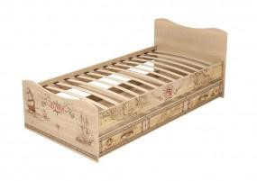 Квест №4 Кровать с ящиком