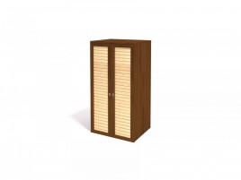 Робинзон ИД 01.136 Шкаф для одежды 2-х дверный