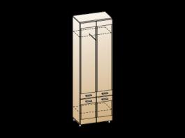 Камелия ШК-2634 Шкаф многоцелевой
