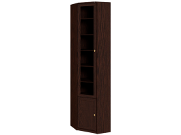 Бостон 33 Шкаф для книг