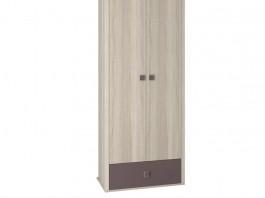 Хэппи ИД 01.03 Шкаф для одежды 2-х дверный