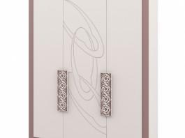 Эллипс Шкаф для одежды МН-118-03-220