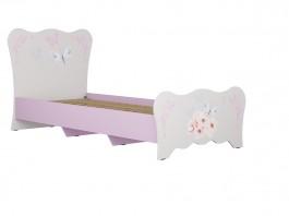 Лаванда  Кровать для детской Кр-40