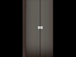 Александрия АМ-01 Шкаф для одежды глухой