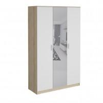 Салоу-1350 Шкаф гардеробный с зеркалом