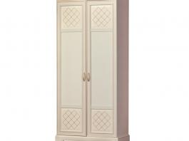 Парма №808 Шкаф 2-х дверный
