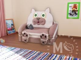 Диван для детской Кошка