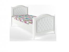 Классика Островная кровать с каретной стяжкой