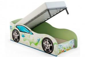 Браво №10 Кровать-машина с подъемным механизмом
