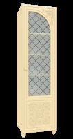 Соня СО-13 Пенал со стеклом