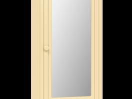 Соня СО-13 Пенал с зеркалом