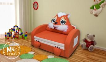 Диван для детской Лисичка