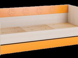 Маугли МДМ-12К Кровать с ящиком