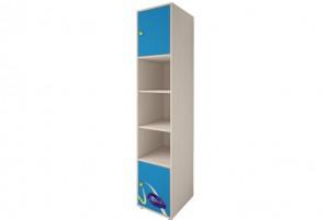 Браво №12 Шкаф-пенал для книг