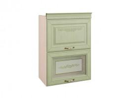 Оливия 72.80 Шкаф-витрина кухонный (с системой плавного закрывания) 600