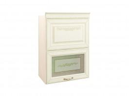 Оливия 71.81 Шкаф-витрина с системой плавного закрывания