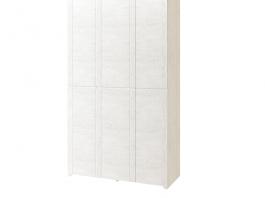 Твист №14 Шкаф для одежды 3-х дверный глухой