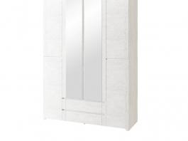 Твист №15 Шкаф для одежды с ящиками 4-х дверный